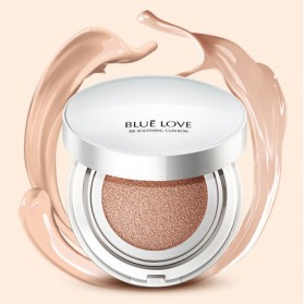 Blue Love BB Cushion Makeup - Natural Color - White
