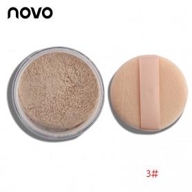NOVO Foundation Loose Powder - No.3 Natural Color