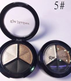 Charming Makeup Eye Shadow 3 Warna - No.5 - EY318