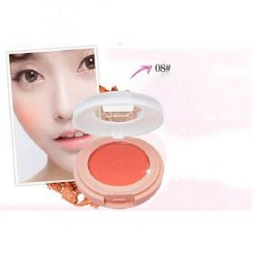 NOVO Monochrome Blush On 8g - No.8 Light Orange