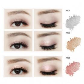 Bynanda Eye Shadow Glitter 8g - No.2 Rose Gold - 4