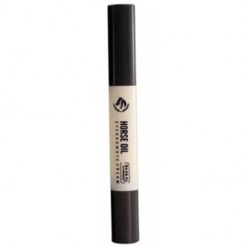 Horse Oil Pensil Alis Waterproof - Gray