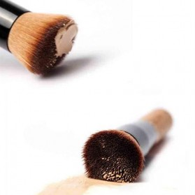 Brush Make Up Powder Concealer Foundation - Black - 3