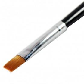 Dotting Tool Brush Kutek Kuku Nail Art 5 Set - 3
