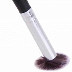 Blending Eyeshadow Make Up Brush 4 PCS - MAG5445 - Black - 6