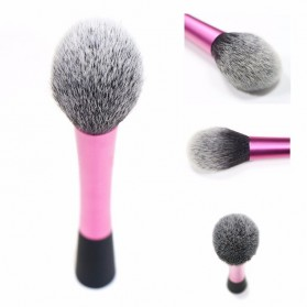 Blush Powder Blending Make Up Brush - Rose
