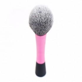 Blush Powder Blending Make Up Brush - Rose - 5