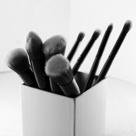 Make Up Brush 8 PCS - MAG5444 - Black Gold - 5