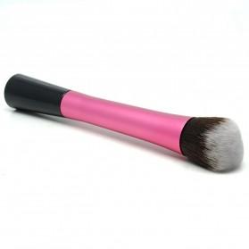 Beauty Kit Brush Make Up 5 Set - Rose - 5
