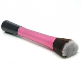 Beauty Kit Brush Make Up 5 Set - Rose - 7