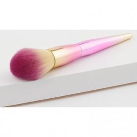 Kuas Blush On Contouring Make Up 1 PCS - Pink - 2