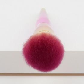 Kuas Blush On Contouring Make Up 1 PCS - Pink - 4