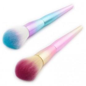 Kuas Blush On Contouring Make Up 1 PCS - Pink - 7