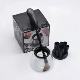 Pembersih Kuas Makeup Elektrik - XSQ-01 - Black - 5