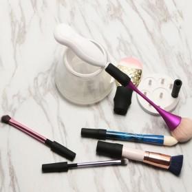 Pembersih Kuas Makeup Elektrik - XSQ-01 - Black - 8