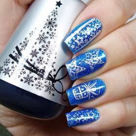 Cetakan Stamping Nail Art - BP-XL008 - 3