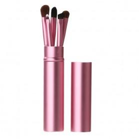 Kuas Eyeshadow Make Up - 5 PCS - Pink