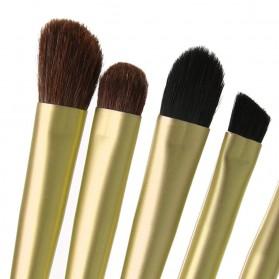 Kuas Eyeshadow Make Up - 5 PCS - Black - 4