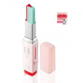 Lipstick Korea 2 Tone Warna Style 3 - Mix Color