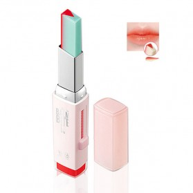 Makeup / Kosmetik - Lipstick Korea 2 Tone Warna Style 2 - Mix Color