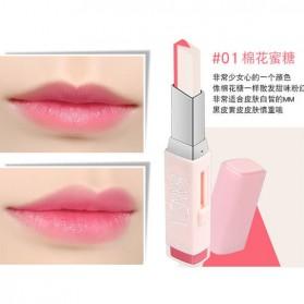 SANUO Lipstick Korea 2 Tone Warna Style 1 - Mix Color