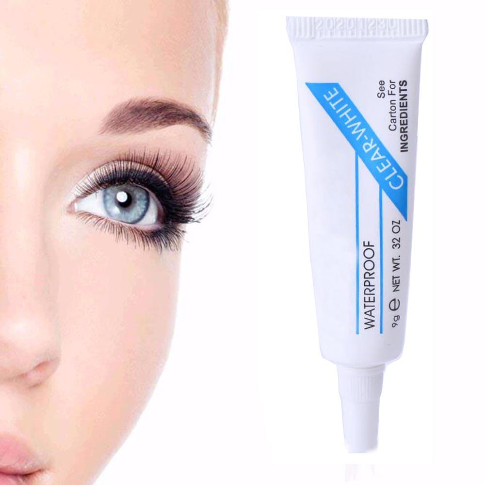 Lem Bulu Mata Palsu Waterproof False Eyelash Glue 9g Penjepit Fuanna 4