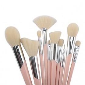 Make Up Pinky 10 PCS - Pink - 5