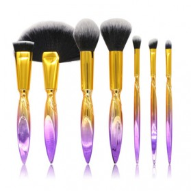Kuas Aplikator Make Up 7 PCS - Mix Color