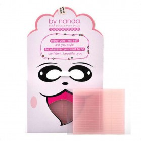 Skot Mata Double Sided Eyelid Sticker Strip 3 PCS - Pink