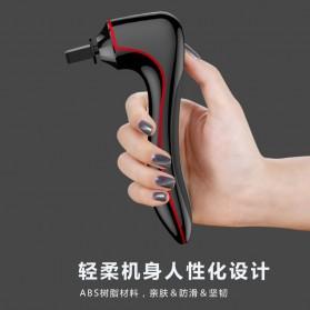 Pembersih Kuas Makeup Electric Brush Spin Cleaner Washing Tool - IF00232 - Black - 2