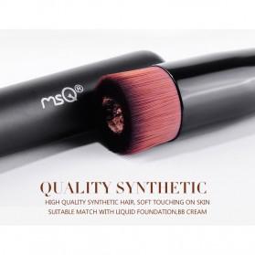 MSQ Liquid Foundation Make Up Brush 1 PCS - Black - 8