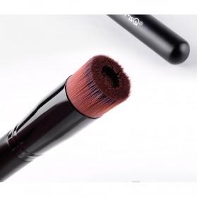 MSQ Liquid Foundation Make Up Brush 1 PCS - Black - 9