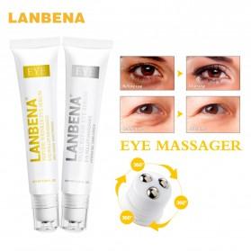 LANBENA Serum Mata Peptide Wrinkle Serum + Snail Repair Eye Serum 20ml 2 PCS