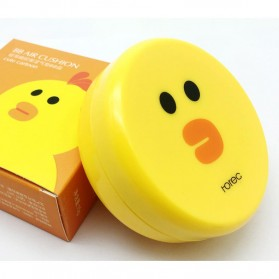 HOREC BB Cushion Liquid Makeup - Duck Natural - Yellow
