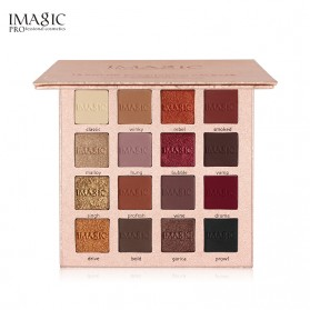 IMAGIC Charming Eye Shadow Palette 16 Color