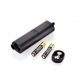 GUJHUI Pembersih Kuas Makeup  Elektrik Brush Cleaner - Black - 5