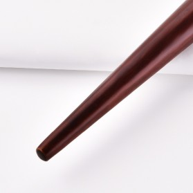 GUJHUI Brush Make Up 2 PCS - Red - 5