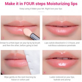 BAIMISS Nourishing Lip Balm Pelembab Bibir 20g - 4