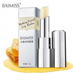 BAIMISS Nourishing Lip Balm Pelembab Bibir Anti Aging 3.5g