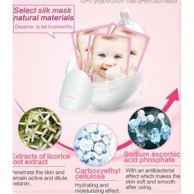 BEAUTY HOST Masker Wajah Moisturizing Whitening Baby Formula 10 PCS - 6