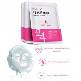 BEAUTY HOUSE Masker Wajah Hyaluronic Acid Pores Anti Aging 10 PCS - 2