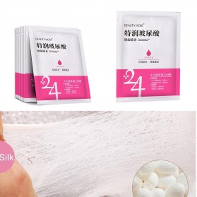 BEAUTY HOUSE Masker Wajah Hyaluronic Acid Pores Anti Aging 10 PCS - 3