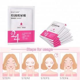 BEAUTY HOUSE Masker Wajah Hyaluronic Acid Pores Anti Aging 10 PCS - 4