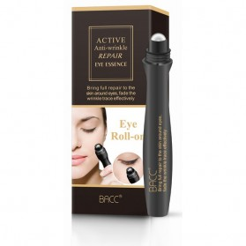 BEAUTY HOST Eye Essence Roller Serum Penghilang Kantung Mata Panda - Black