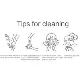 BEAUTY HOST Rejuvenating Facial Cleanser Milk Oil Control 100g - 3