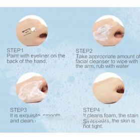 BEAUTY HOST Rejuvenating Facial Cleanser Milk Oil Control 100g - 4