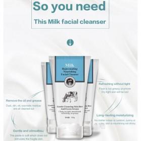 BEAUTY HOST Rejuvenating Facial Cleanser Milk Oil Control 100g - 5