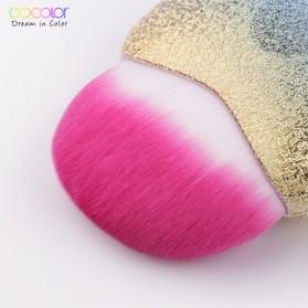 Docolor Foundation Profesional Make Up Brush Rainbow - DB09 - Pink - 6