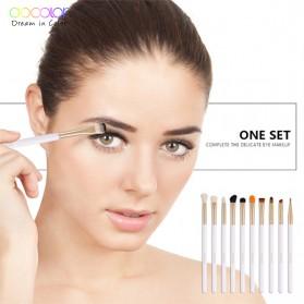 Docolor Brush Make Up 10 Set - DC1002 - Black - 5