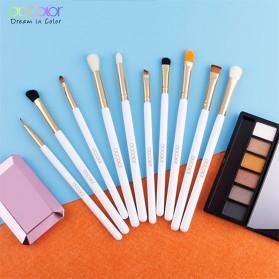 Docolor Brush Make Up 10 Set - DC1002 - Black - 8